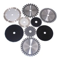 Wholesale Tct Saw Blade For Wood - saw blade for wood cutting Diamonds TCT Alloy Steel grinding blade cutting machine renovator tools for DIY wood cutting