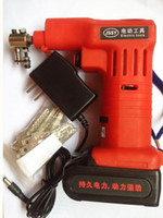 Wholesale bumping gun for sale - Group buy Big Promotiom Electronic Bump Gun Kaba Lock with Kinds of Bumping Pinck Heads with Lithium Battery Locksmith Tools Fast Ship