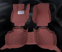 Wholesale Bmw Floor - Waterproof Leather XPE Car Floor Mats for BMW M5 2014