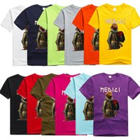Wholesale Short Gorilla Neck - Best selling new fashion gorilla T-shirt in 2017, male and female cartoon cartoon T-shirt, O collar short sleeved shirt, funny T-shirt S-3XL