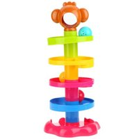 Wholesale developmental toys for children for sale - Group buy Popular Baby Toys Tower Puzzle Rolling Ball Bell Stackers Kids Toys Developmental Educational Toy Rolling Ball for Children