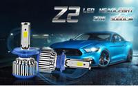 Wholesale Led 36v Headlights - LightPoint 9-36V LED Headlight AUTO COB fog lights 30W 3000LM 6000K LED light Headlight for with on all