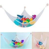 Wholesale Toy Net Hammock - Wholesale- HOT Hanging Toy Hammock Net to Organize Stuffed Animals Dolls 91WY