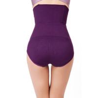 Wholesale Women Girdle Panties - Women High Waist Body Shaper Panties Seamless Tummy Belly Control Waist Slimming Pants Shapewear Girdle Underwear Waist Trainer