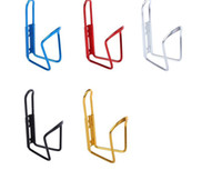Wholesale Aluminum Alloy Rack For Bike - Bicycles Water Bottle Holder Bike Bottle Cages Holder Rack Useful Accessories for Sports Cycling Riding Racing