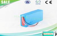 Wholesale 24v li charger - EU US No taxes Free shipping 24V 12Ah electric bike Battery Li-ion Battery with PVC Case +BMS+charger