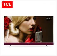 55 lcd televisores al por mayor-TCL 55 pulgadas delgado 4K harman / kardon borde estrecho 32 nuclear Andrews TV LCD inteligente nuevos productos calientes envío gratis