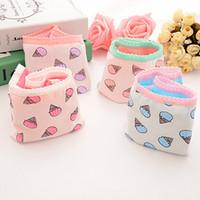Wholesale Cheap Black Brief Panties - 2016 Cotton Women's Briefs Korea-based Ice Cream Cute Panties Low-rise Lace Women Underwear Girls Cheap Wholesale Girl Panties