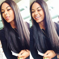 Wholesale Indian Remy Straight Wefts - Cosy Brazilian Malaysian Virgin Silky Straight Human Hair Weave Bundles Mongolian Indian Cambodian Straight Wefts Remy Human Hair Extensions