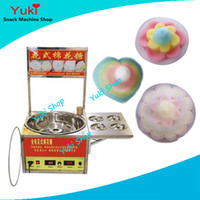 220v Commercial Cotton Candy Maker Machine for sale Fancy Flower Cotton Candy Machine Electric Candy Floss Maker Machine