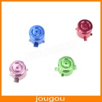 Wholesale Ps4 Bullet - Aluminum ABXY Bullet Buttons Mod For PS3 PS4 Playstation 3 4 Controller