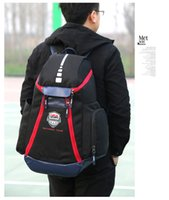 Wholesale Women Travel Shoe Bags - Men Women Outdoor Bags Packs Backpack Olympic USA Team normal version Large capacity Gym sports bag travel bag shoes bag basketball Backpack