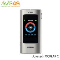 Wholesale Gallery Photos - Original Joyetech OCULAR C Box 150w TC Touchscreen No cell in the Box Photo Gallery Music Player and Pedometer Function