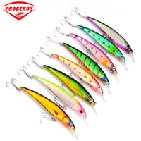 Wholesale free saltwater lures for sale - Hot selling Fishing Baits cm g PRO BEROS Laser Minnow Fishing Lures Colors Fishing Tackle