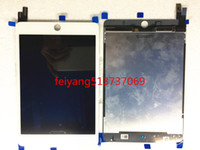 Wholesale Ipad Mini Oem - OEM A quality For iPad mini 4 LCD Display Touch Screen Digitizer Complete Assembly Replacement No Dead Pixel by DHL EMS