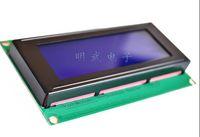 Wholesale Wholesale Blue Board - Wholesale- 2pcs 1lot LCD Board 2004 20*4 LCD 20X4 5V Blue screen LCD2004 display LCD module LCD2004