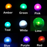 Wholesale floating fairy lights for sale - Group buy 600pcs Fairy Pearls Battery Operated Mini Twinkle LED Light Berries CM Floating LED Ball For Wedding Party Events Decoration Light
