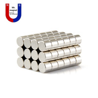 Wholesale neodymium disc magnets 6mm for sale - Group buy Wholesaler x6 magnet mm NdFeB magnet D8x6mm rare earth magnet mm x mm x6mm neodymium magnets