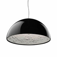 Wholesale Modern Minimalism FRP Resin Material Foyer E27 LED Pendant Light Marcel Wanders Internal Pattern Skygarden Led Hanging Light
