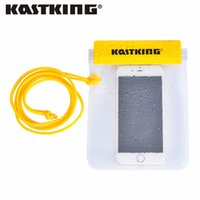 Wholesale KastKing Waterproof Fishing Bags with Strap Dry Bag Cases Cover for Samsung galaxy S7 for iPhone S SE S Plus