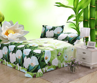 Compra La Trapunta Del Paese Regina La Regina-Nuova moda Country Style 3D Bedding Set Tessili per la casa Twin Queen King Size Bed Sheets Quilt Pillow Case all'ingrosso 4PCS