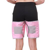 Wholesale Heated Massage Belt - Personal home use leg massager infrared heating vibration leg slimming belt massage beauty equipment
