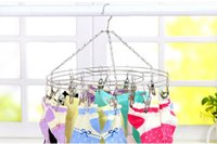 New 360-Rotation Tie Stainless Hanging Racks Chaussettes Ceinture Cravate Scarf Rack Silencieux Hanger Storage Hook Dandys