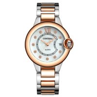 Wholesale Lady Watches Silver Gold - Womens Watches Silver Rose Gold Watches For Men Luxury Famous New Watch Watch Luxury New Men Watch New Dress Color Ladies Bracelet Watches