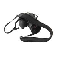 Wholesale Dslr Neoprene - 1pcs High Quality Neoprene Camera Neck Strap For Nikon For Canon For Sony all SLR DSLR Promotion