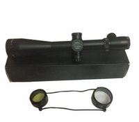 iluminado reticular rifle escopos venda por atacado-LP Estilo 4.5-14X50 Ajustável Red Green Dot Iluminado Tactical Riflescope Reticle Scope Visão para a Caça SZ0011