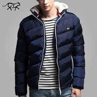 Wholesale New Brand Fashion Outwear - Wholesale- New Brand Clothing Winter Jacket Men Fashion Hooded Men's Jacets and Coats Casual Thick Coat for Male Warm Overcoat Outwear 4XL