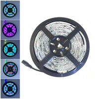 5M / Roll WS2811 Dream Magic Color IP67 Imperméable 5050 LED Strip DC12V 30Led / M (Pas besoin de contrôleur) Auto Change Color Flexible Light