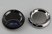 Wholesale 100g x g Digital Jewelry Scales for Gold Sterling Silver Scale Jewelry Ashtray Pocket Balance Electronic Scales g