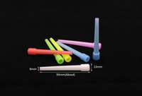 Cheap 1000pcs Length 94mm Disposable Shisha Mouthpiece,Hookah Water Pipe Sheesha Chicha Narguile Hose Mouth Tips Accessories SH305