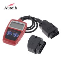 lettore di codice dell'automobile dell'angolo 1pcs KW806 PUÒ AUTO di scansione diagnostico dell'automobile di scansione del dispositivo d'esplorazione diagnostico OBD 2 OBDII