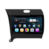 "ingrosso toyota rav4 gps dash-9 ""Quad Core Android 6.0.1 Sistema Auto Car GPS per Kia K3 Cerato Forte 2012-2016 Car DVD BT 4.0 Rubrica RDS WIFI 3G Video Player"