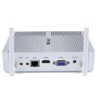 Broadwell Mini PC i3 ​​5005u 12V Mini PC senza ventola i3 Computer Windows Barebone i3 Computer Linux Server 300M WiFi HDMI VGA 1080P