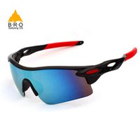 Wholesale High Quality Cycling Glasses MTB Eyewear Men Women Sport Glasses Ciclismo Bicycle Sunglasses Spectacles Oculos Ciclismo
