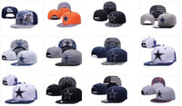 Wholesale Fitted Hats Baseball Caps - Wholesale popular five stars snapback custom all teams football baseball basketball America Sports Snapback hats adjusted caps fitted hats