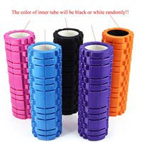Outlife 5 Farben Yoga Fitnessgeräte Eva Schaum Roller Blocks Pilates Fitness Gym Übungen Physio Massage Roller Yoga Block