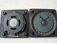 Wholesale Flat Dvd - Wholesale- 2pcs pack 3-inch 8 Ohm 10W woofer speaker thin flat neodymium louderspeaker subwoofer DIY small compensation good sound Audio