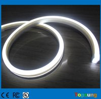 Thin led light strips canada best selling thin led light strips 20m spool flat ultra thin led neon lighting white color flexible strip neon flex rope 11x19mm 24v mozeypictures Image collections