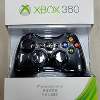 Wholesale Remote For Xbox - Hot sale Xbox 360 2.4GHz Wireless Game Remote Controller Wireless Gamepad Joystick for Xbox360 Controller