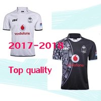 Wholesale Olympic Cup - 2017 world cup fiji Rugby jersey Sevens Olympic Shirt 2016- Fiji 7's Jersey new seanson jersey fast shipping