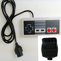 Wholesale nes mini controller online - 2017 NEW Controller For Mini NES M style controller Console Game controller gamepad joystick for Nintendo nes classic mini NES