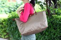 Wholesale Plain Diapers - waterproof folding shopping bags fashion bags travel essential short-haul travel bag baby diaper bag