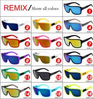 Wholesale Wholesale Conjoined - REMIX Fashion JAM sunglasses conjoined JAM K009 glasses cycling sports sunglasses 2267 fashion conjoined Brand Design sunglasses