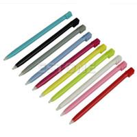 Wholesale Stylus Game Pens - Wholesale- 10pcs Colorful Stylus Screen Pen For Nintendo DSi NDSi Game New plastic