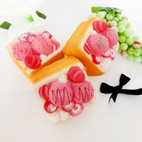 Wholesale Wholesale Fake Cakes - Artificial Cake Dessert Mixed Fake Cake Model Home Staging Crafts Photography Props Fake bread Home Decoration
