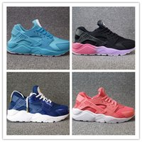 Wholesale Id 46 - 2017 High Quality Air Huarache iD Ultra Run Sports Shoes Men Women Huaraches Customise Running Shoes Trainer Sneakers Size 36-46